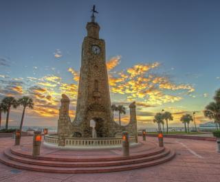 Coquina Clock Tower