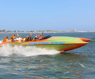 Daytona Speedboat Adventures