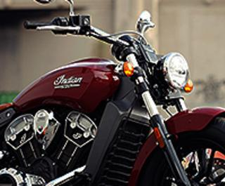 Indian Motorcycle Daytona Beach