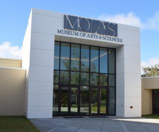 Museum of Arts & Sciences exterior