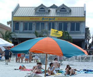 Ocean Deck Restaurant Beach Club Daytona Beach Fl 32118