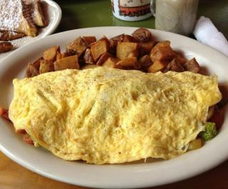 The Ultimate Omelet