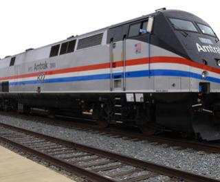Amtrak Passenger Trains