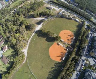 Strickland Aerial