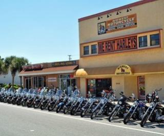 Midwest Motorcycle Rental & Tours