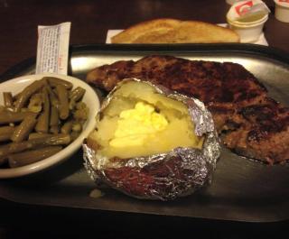Webber's Steak House