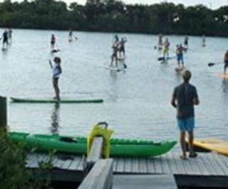 New Smyrna Beach Paddleboard