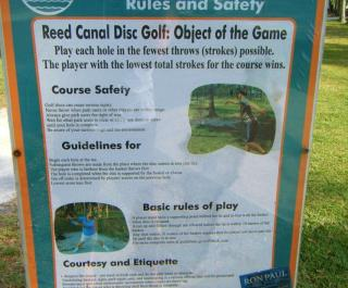 Reed Canal
