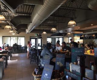 Starbucks Ocean Ave