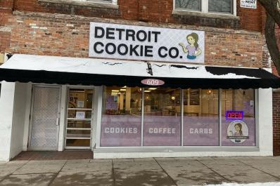 Detroit Street Cookie