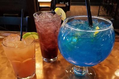 Blue Leprechaun