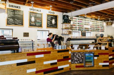 Cultivate Coffee & TapHouse