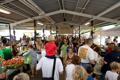 Ann Arbor Farmers Market