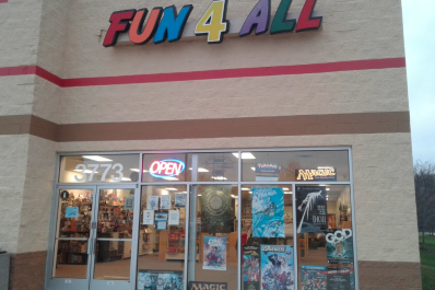 Fun 4 All exterior