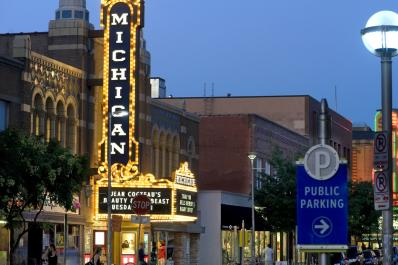 Michigan Theater Ann Arbor