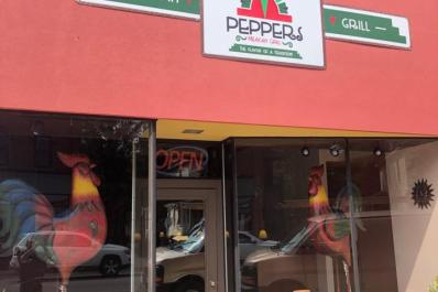 Peppers exterior