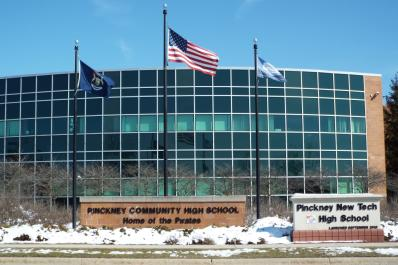 Pinckney-High-School