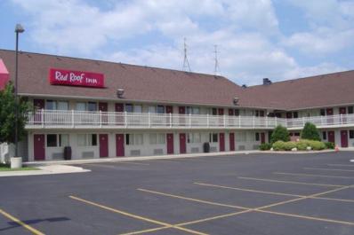 Red Roof Inn Ann Arbor South