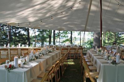 Camp Woodbury Tent