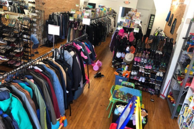 thrift depot