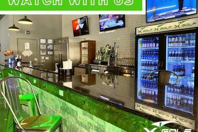X-Golf Bar