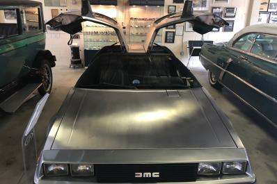 Automotive Heritage Museum Delorean