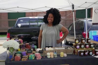 Ypsilanti Farmers Market -Depot Town