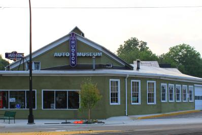 Automotive Heritage Museum exterior