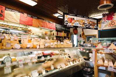 Zingerman's Deli Case