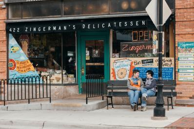 Zingerman's Deli Exterior