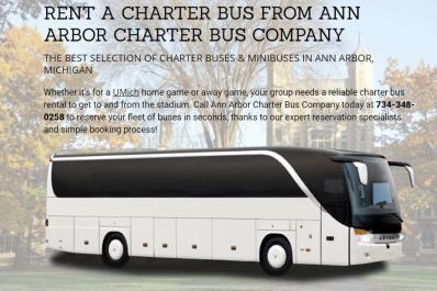 Ann Arbor Charter Bus Company