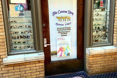 Caravan Gift Shop