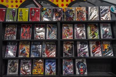 Clocktower Comics