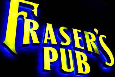 fraser's pub