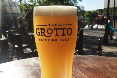 The Grotto Watering Hole