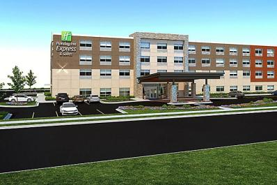 The Holiday Inn and Suites University South