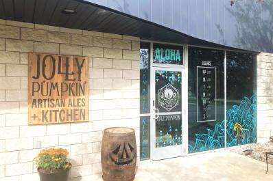 Jolly Pumpkin Dexter