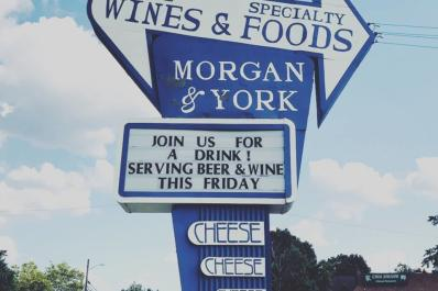 Morgan & York