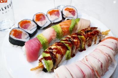 Wolverine Sushi