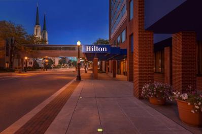 Hilton Exterior