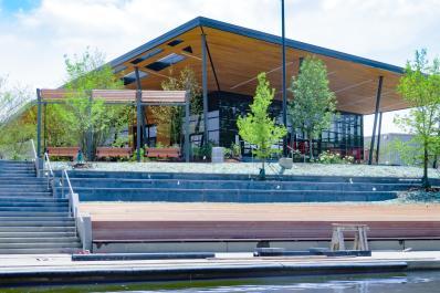 Promenade Park Pavilion