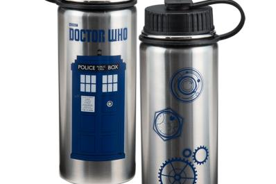 Doctor Who Stainless Steel Bottle