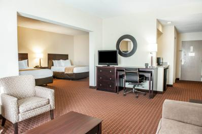 Double Suites