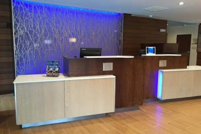 Fairfield SW lobby