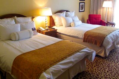 Ramada Hotel Guestroom - Double