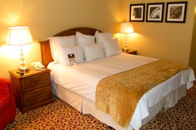 Ramada Hotel Guestroom - Queen