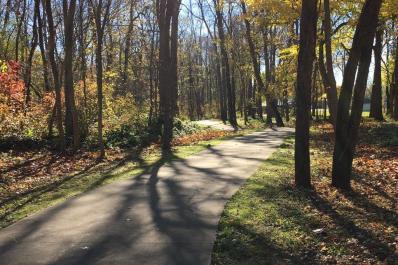 Moser Park Trail