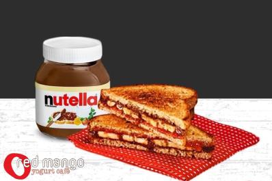 Nutella PB&J