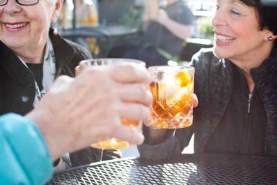 Outdoor Cheers