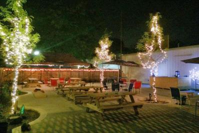 Beer garden and Grill